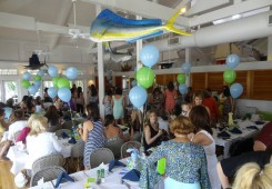 Baby Shower River Room
